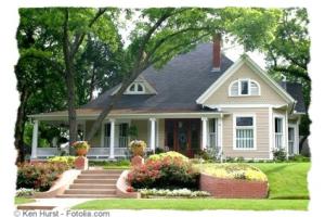 Ms. Tilda's cottage